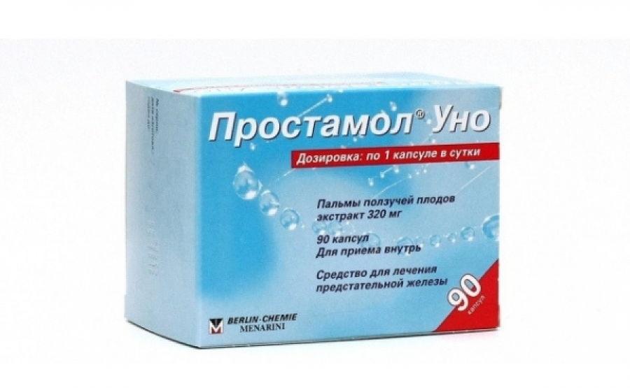 Простамол УНО: как действует средство для лечения простатита